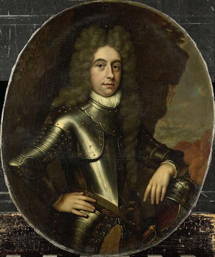 ハーメン・リーンスラガー(1664-1704)の肖像