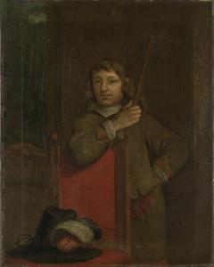 ヤン・ヴァン・デ・ポールの息子、ハーメン・ヴァン・デ・ポールの肖像