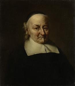 詩人、ヨースト・ヴァン・デン・ヴォンデル(1587-1679)