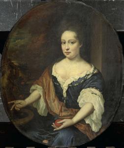 ハーメン・リーンスラガーの妻、ジュディス・アリーン(1702没)