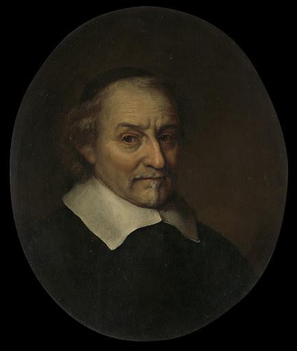 詩人、ヨースト・ヴァン・デン・フォンデル(1587-1679)