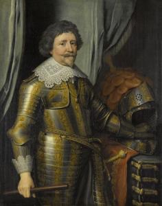 オランジェの王子、フレデリック・ヘンリー