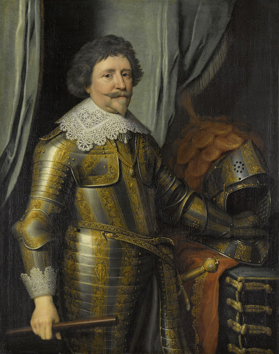 オランジェの王子、フレデリック...
