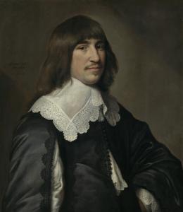 ヘンリック・ホーフトの肖像