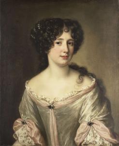 ブイヨンの公爵夫人、マリア・マンチーニの肖像