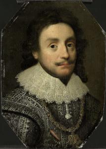 パラティン選帝侯、フリードリッヒ5世(フレデリック1世、ボヘミア王、冬の王)