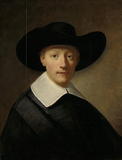 旧来ゴーゼン・センテン(1611/12-1677)として知られている男の肖像