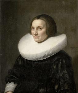 カエシリア・ヴァン・ベレシュタインの肖像