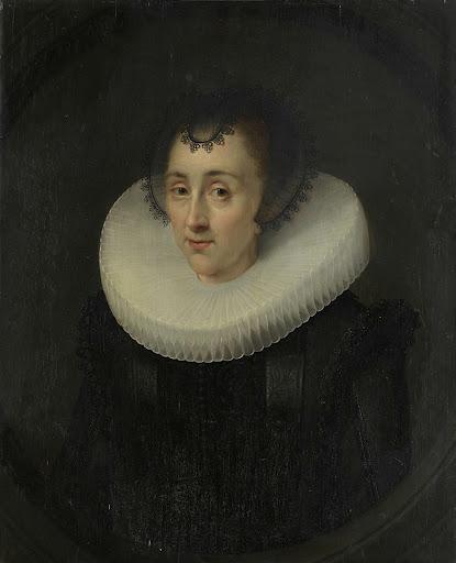 ホルテンシア・デル・プラドの肖像