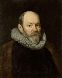 デルフト市長、パウルス・コーネリス・ヴァン・ベレシュテインの肖像