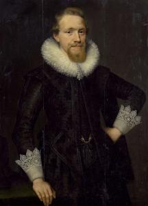 ヤコブ・パーゲンスの肖像
