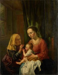 聖母と子どもと聖アンネ