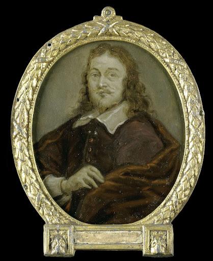 画家、ボナヴェンチュラ・ピータース1世の肖像
