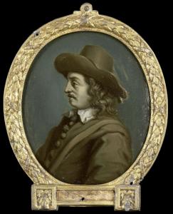 クロートヴィック卿、ドルトレヒトの詩人、マティス・ヴァン・デ・マーヴェーデの肖像