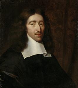 オランダの大議長、ヨハン・デ・ウィット(1625-72)の肖像