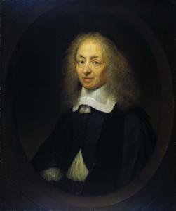 コンスタンティン・ヒュイゲンズ(1596-1687)の肖像
