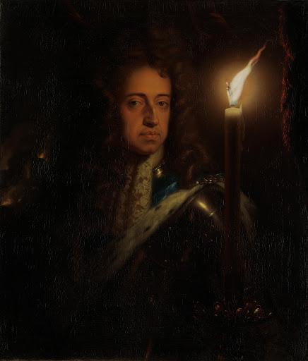 オランジェの王子、イングランド王、総督、ウィレム3世の肖像
