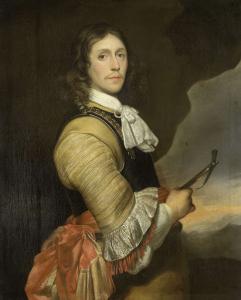 大尉の肖像