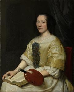 花の画家、マリア・ヴァン・オスターヴィック(1630-93)