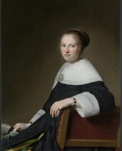 マリア・ヴァン・ストリップの肖像