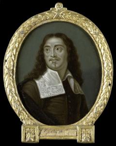アントワープの劇的詩人、ウィレム・オギアーの肖像