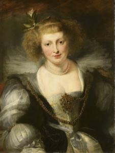 ヘレナ・フォーメント(1614-1673)の肖像