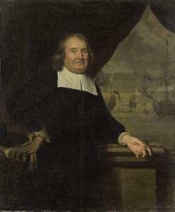 船長あるいは船舶所有者の肖像