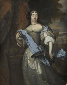 ヒエロニムス・ヴァン・ビヴァーニンクの妻、ヨハンナ・ル・ギロン