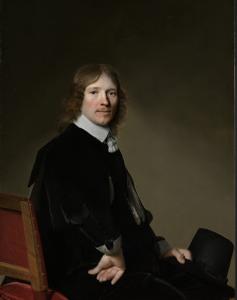 エドワード・ワリスの肖像