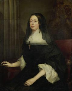 ある女の肖像
