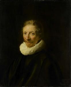 ダーフィット・デ・モールの肖像