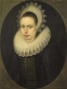 フィリップ・ル・マイアの妻、アントワネット・ワルラン
