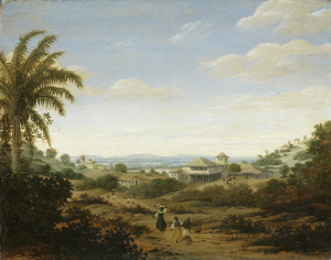 ブラジル、リオ・センホール・デ・エンゲンホの風景
