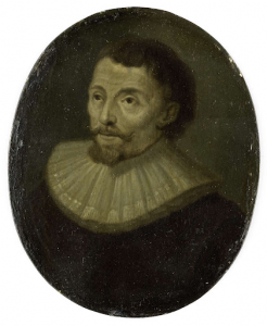 ヤン・ヴァン・デル・ロシーレン(1581生)の肖像