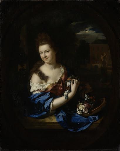 マルガレータ・レンドルフの肖像、ヤン・ファン・デ・ポールの妻