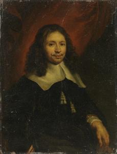 ディオニス・ワイナンズの肖像、アムステルダムの商人
