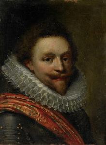 フレデリック・ヘンリーの肖像、オラニエ家の王子