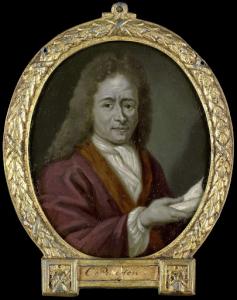 クリストフェル・ピアソンの肖像、ゴーダの詩人