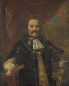 提督中尉ミシェル・アドリアエンス・デ・ロイテル(1607-1676)
