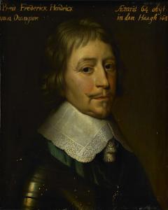オラニエ公フレデリック・ヘンリーの肖像