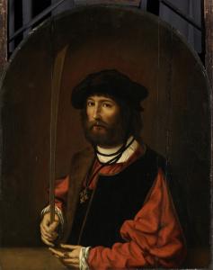 ルーベン・パルドュンの肖像