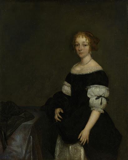 フランソワ・デ・ヴィックの妻、アレッタ・パンクラス(1649-1707)