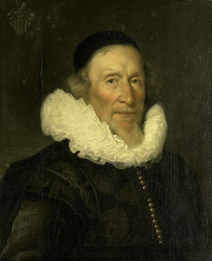 ヤコブ・ゲリッツ・ヴァン・デル・ミー(1559/60-1635?)