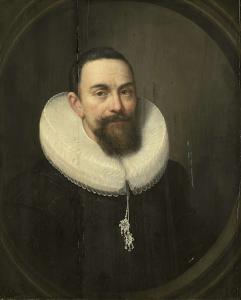 ピーター・コーテン氏(1581-1630)の肖像