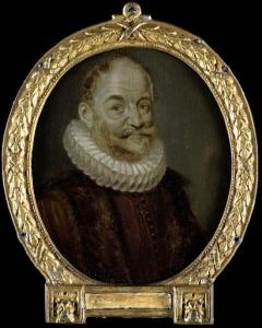 ライデンの神学教授、ヨハネス・ポリアンダー・ア・ケルクホーヴェン