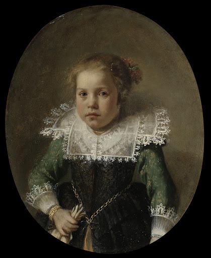 マリア・コルネレステル・ファン・エッシュの肖像
