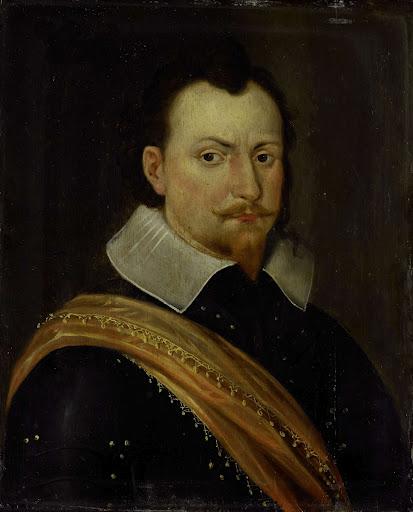 ナッサウ=ディレンブルク伯、ルイ・ヘンリーの肖像