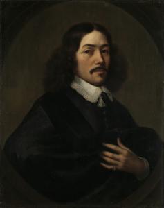 バルトロメス・バーミューデン(1616年か1617年〜1650年)とされる男の肖像