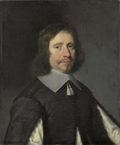 レ・サーブル=ドロンヌの伯爵、フィリップ・ド・ラ・トレモイユと推定される男性の肖像