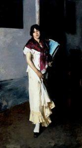 ヴェネツィアの女性